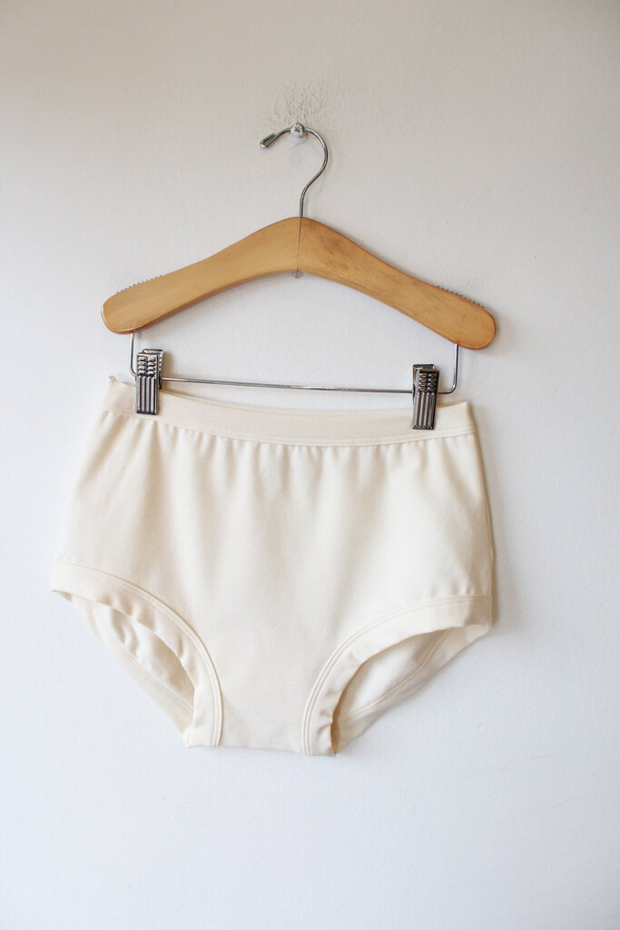Thunderpants Women's Original Plain Vanilla sz M