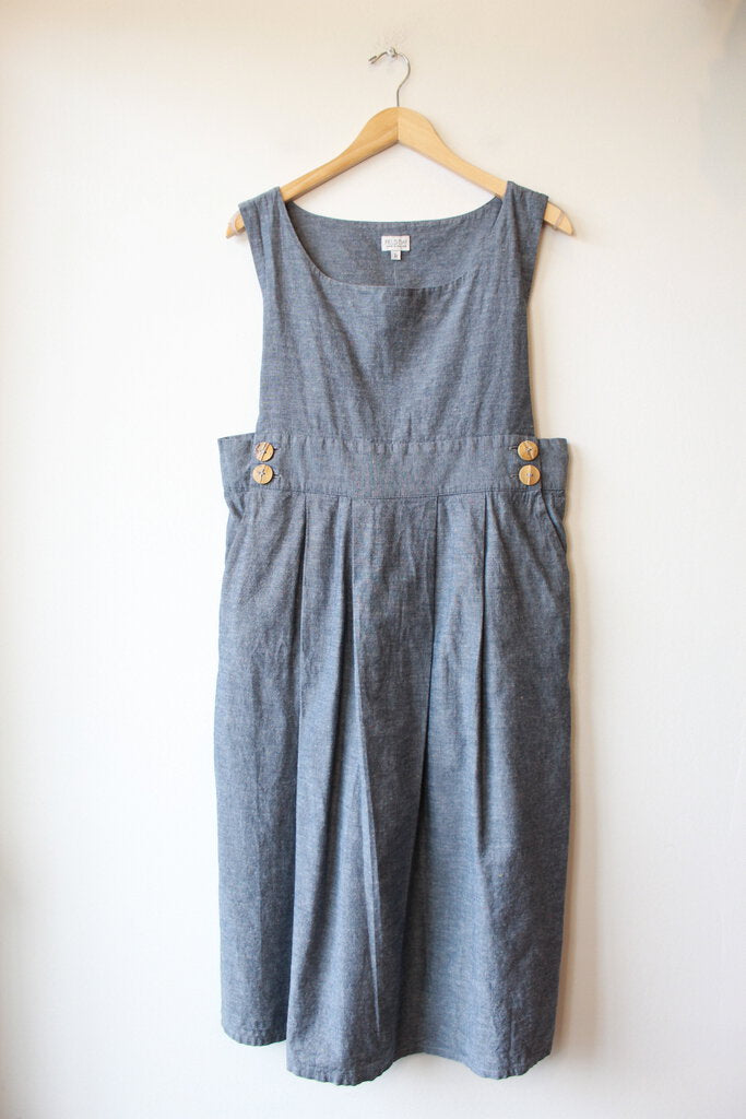 FIELD DAY CHAMBRAY DRESS SZ XL