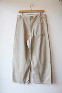 COS PUTTY BARREL JEANS SZ 29/8