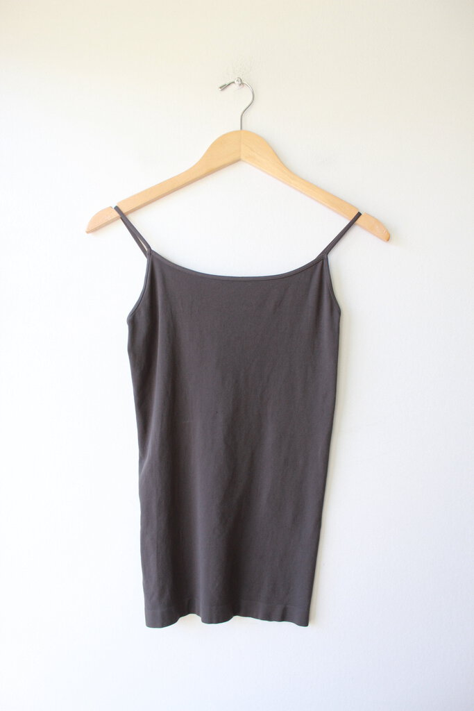 New Niki Biki Charcoal Camisole (One Size)