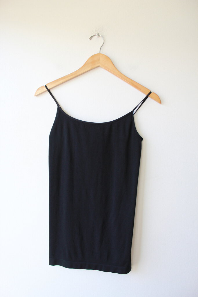 New Niki Biki Black Camisole (One Size)