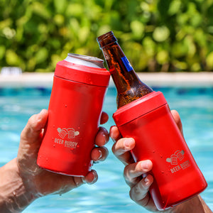 Beer Buddy - 2 Pack (RED)