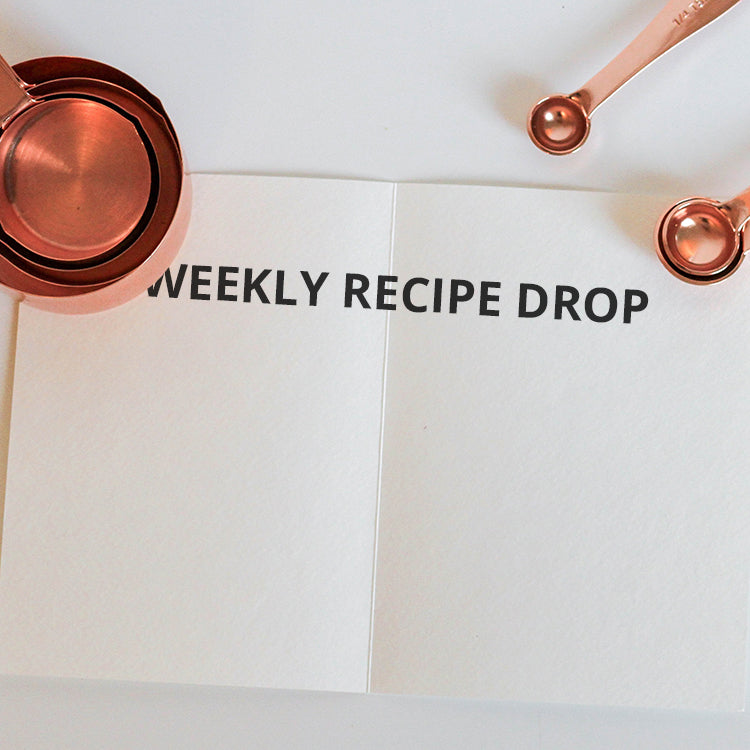 Weekly Recipe Drop