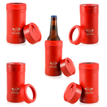 Load image into Gallery viewer, Beer Buddy - 5 Pack (RED)