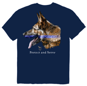 American Fido | Protect and Serve 0969