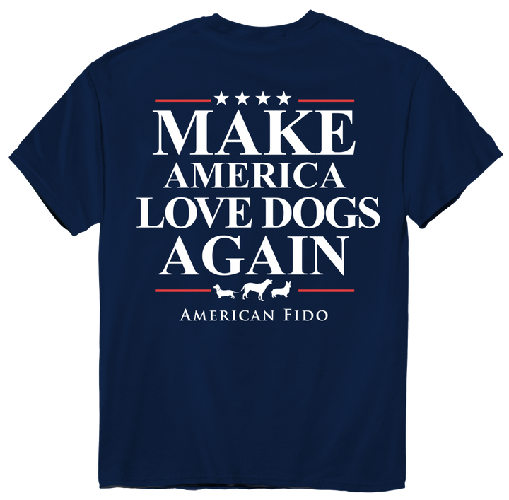 American Fido | Make America Love Dogs Again 1209