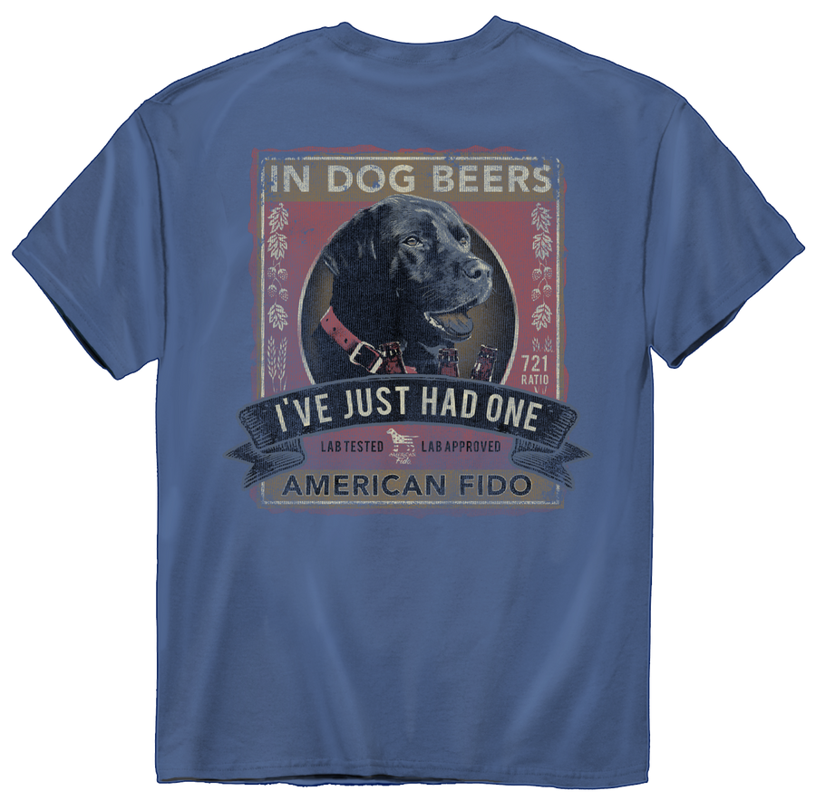 American Fido | In Dog Beers 1215
