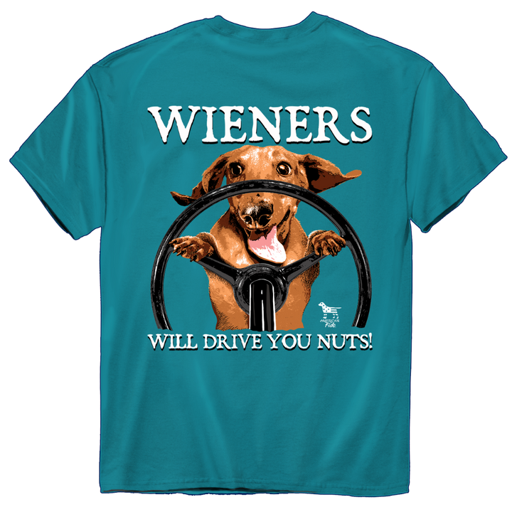 1257 Wieners drive you NUTS!