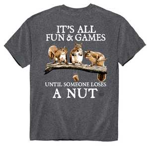 Vibe Works | Fun & Games Squirrels 1509