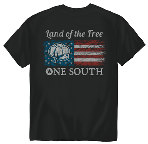 One South | Cotton Flag 2532