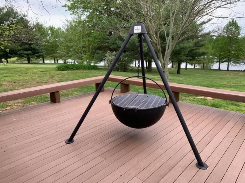 The Chuckwagon Fire Pit