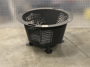 The All American HD Fire Pit