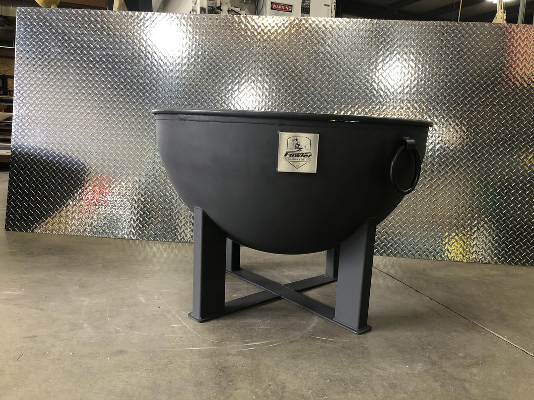 The Tank Fire Pit