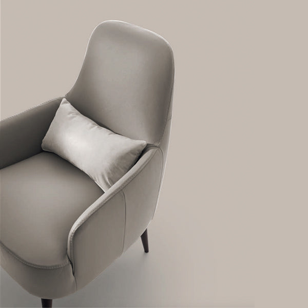 Ray Armchair with Ottoman