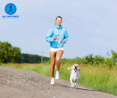 Walking For Fitness with pets