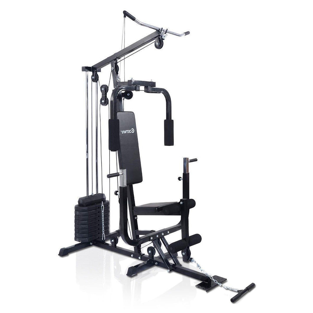 Gym Weight Training Exercise Equipment Strength Machine - Self Care Fitnezz