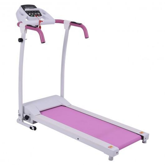 Foldable Treadmill Running Machine (800W) - Self Care Fitnezz