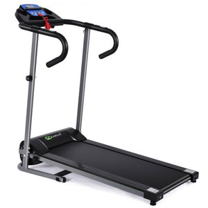 1100w Foldable Electric Power Running Treadmill - Self Care Fitnezz