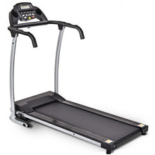 Load image into Gallery viewer, 800 W Folding Fitness Treadmill Running Machine - Self Care Fitnezz