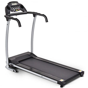 800 W Folding Fitness Treadmill Running Machine - Self Care Fitnezz