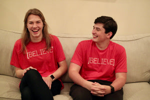 [Believe] T-Shirt