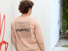 Load image into Gallery viewer, [Purpose] Long Sleeve T