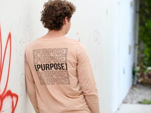 [Purpose] Long Sleeve T