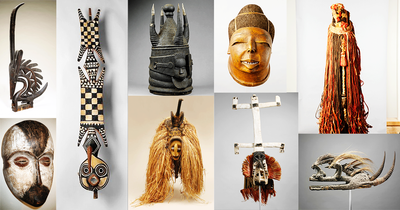 African Masks Examined: History, Type, Role, Meaning & Examples