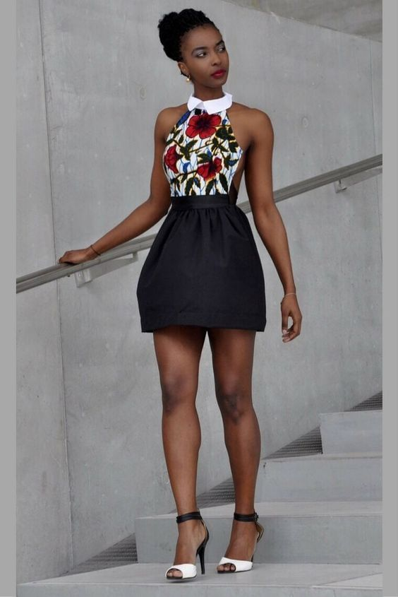 baby doll dress - afrikanza
