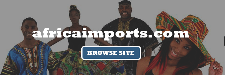 Africaimports African Clothing Brand