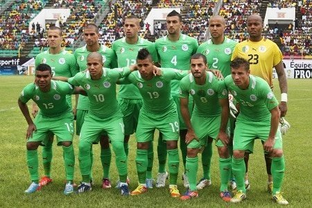 Algeria national football team