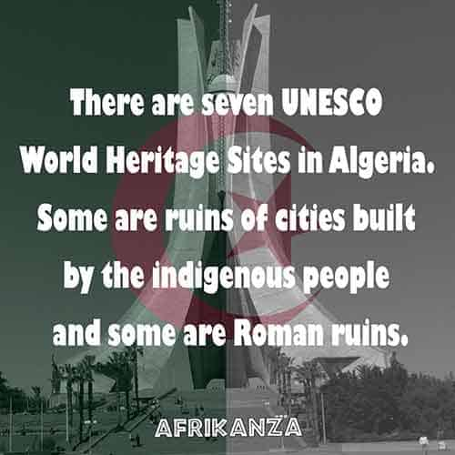 Home to 7 of UNESCO World Heritage Sites