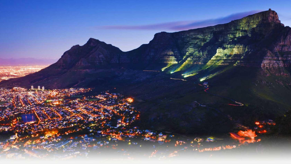 Cape Town South Africa Night Life