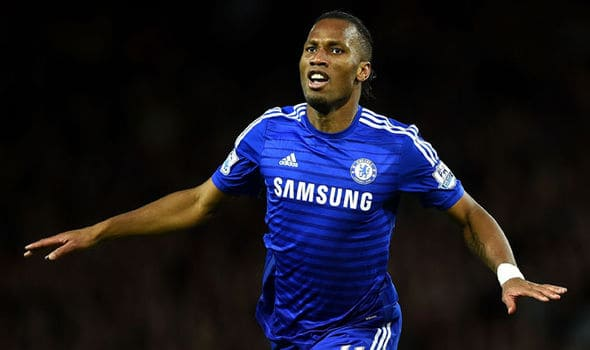 Didier Drogba - Richest African Footballers Ever