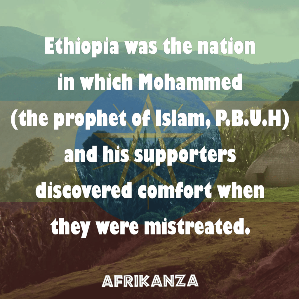 Fact-2-Mohammed-PBUH-discovered-comfort-in-Ethiopia