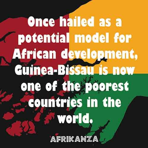 Once hailed as a potential model for African development, Guinea-Bissau is now one of the poorest countries in the world