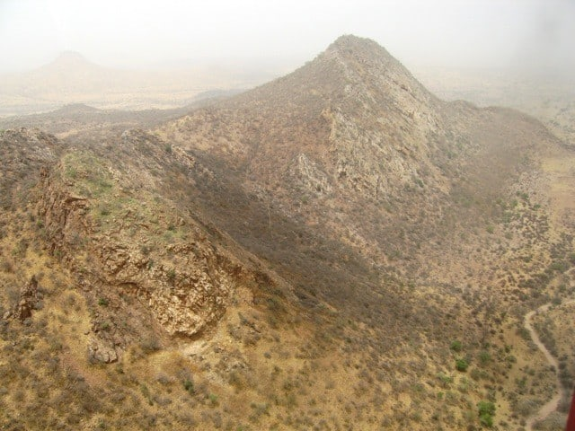 Jebel Marra African Mountain