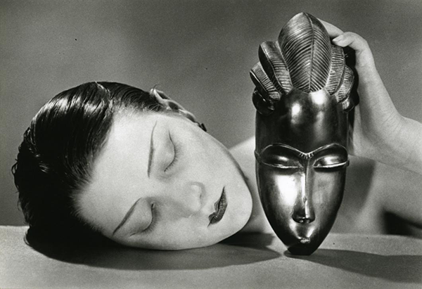 Noire et Blanche by Man Ray.