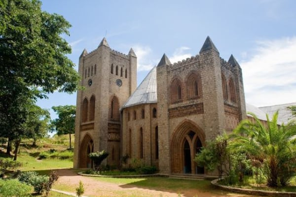 St Peter Cathedral Church In Likoma