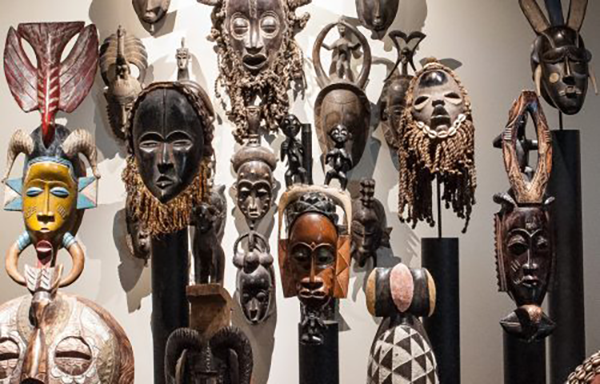african-mask-collection