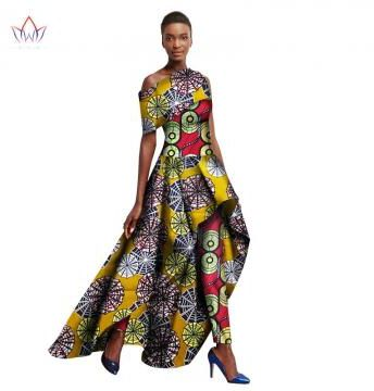 ankara dress - afrikanza