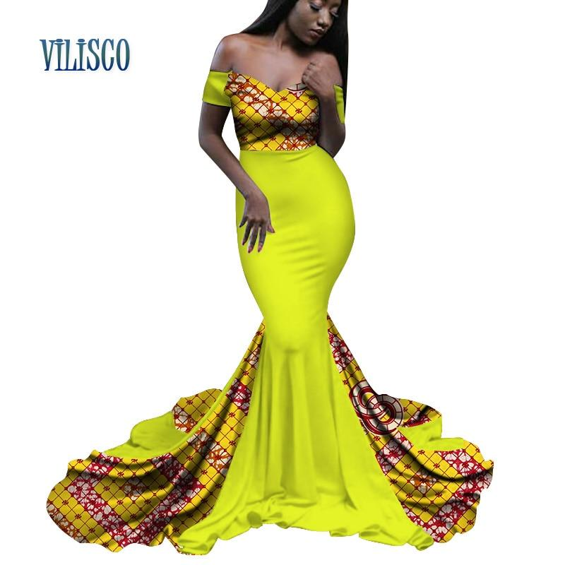 Mermaid Dress Africa
