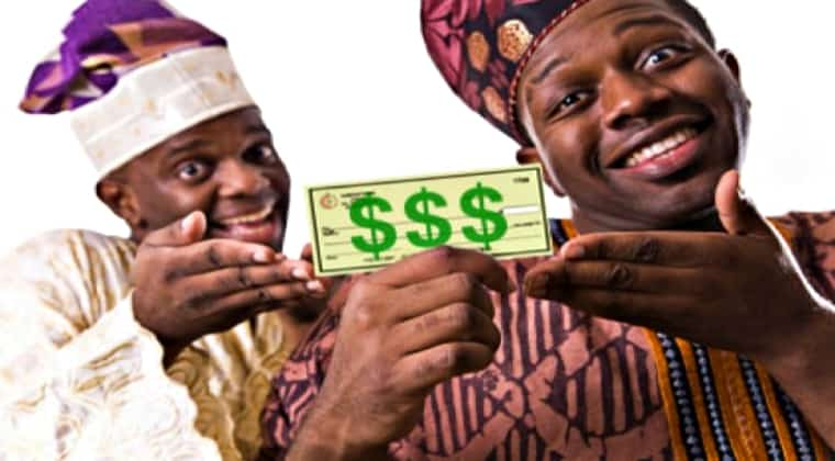 Not All Africans Are Nigerian Scammers