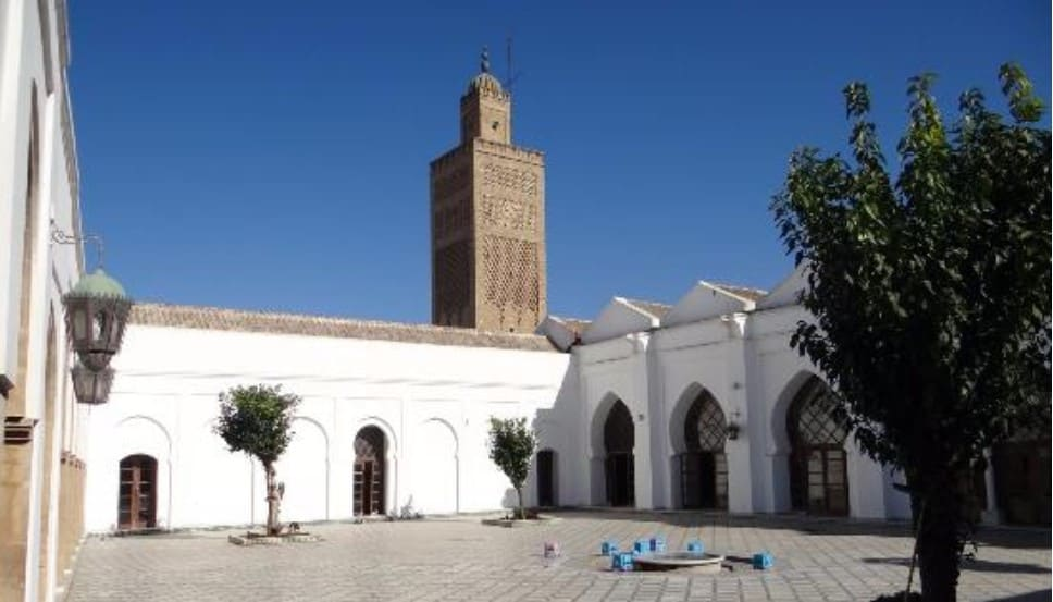 the great mosque of sale
