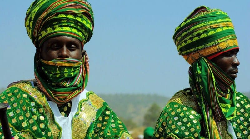 Two Hausa People