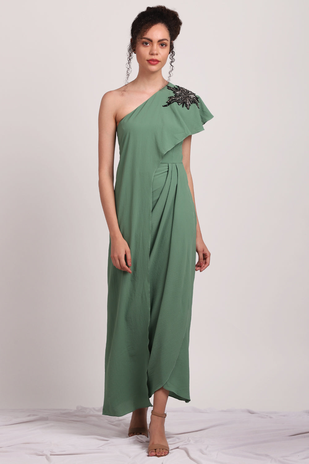 Fern Drape Dress