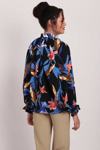 Sleeve Drape Shirt