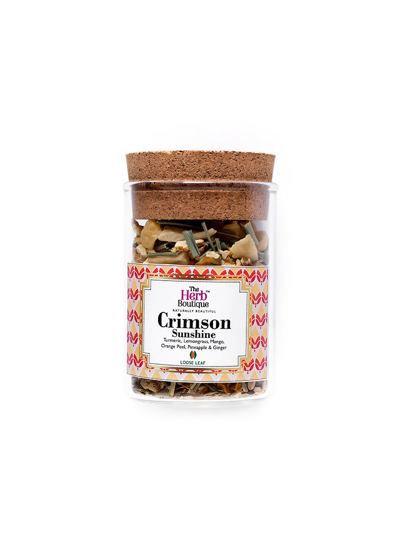 Crimson Sunshine Tea