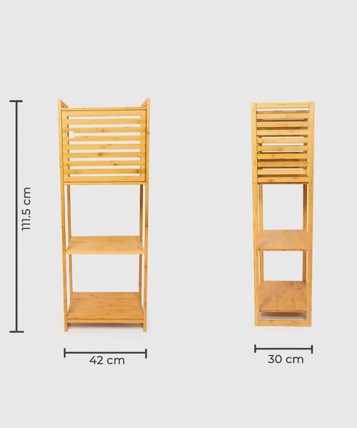 Dolah Double Shelf Storage