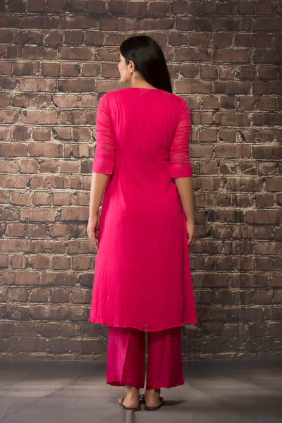 GEETH WORK TUNIC SET